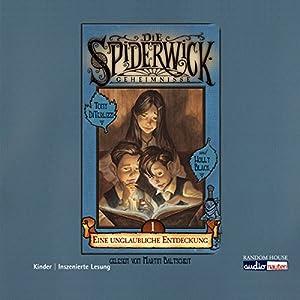 Eine unglaubliche Entdeckung (Die Spiderwick Geheimnisse 1) Hörbuch