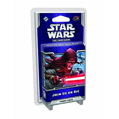 Star Wars LCG: Join Us or Die: Fantasy Flight Games: Toys & Games