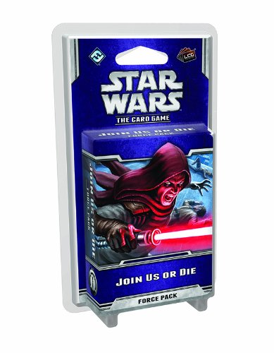 Star Wars LCG: Join Us or Die (Star Wars The Card Game)
