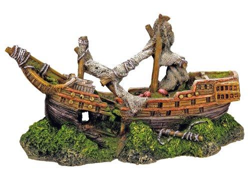 Nobby 28153 Aquarium Dekoration Aqua Ornaments, Boot