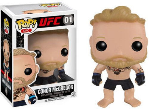 (Funko POP UFC: Conor McGregor Vinyl Figure)