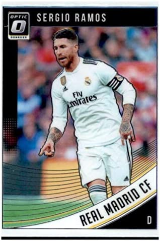 Logo Real Madrid CF Sticker 7 Panini FIFA365 2019