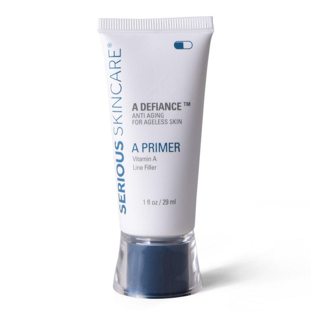 Serious Skincare Defiance Primer Vitamin A Line Filler, 1 Ounce