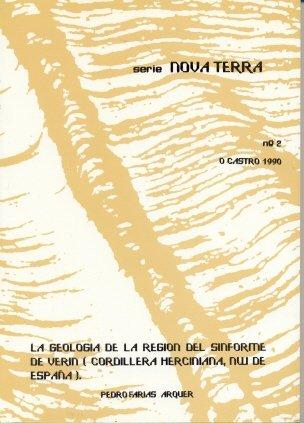 La Geología de La Religión Del Sinforme de Verín Cordillera ...