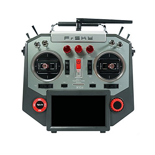 FrSky Horus X10S Radio (Silver) w/ R9M Transmitter Module