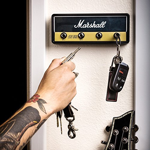 Pluginz Jack Rack Marshall JCM800 Standard Guitar Amp Key Holder by Pluginz
