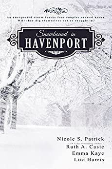 Snowbound in Havenport (A Havenport Romance Novella Boxed Set) by [Patrick, Nicole S., Casie, Ruth A., Kaye, Emma, Harris, Lita]