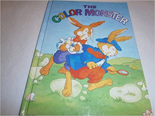Amazon In Buy The Color Monster Book Online At Low Prices In India The Color Monster Reviews Ratings