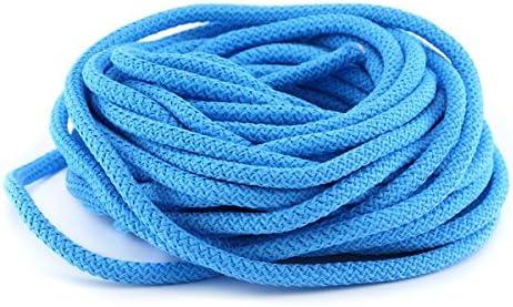 PARACORDE – Cuerda Escalada 5 mm azul cielo x1 m ...