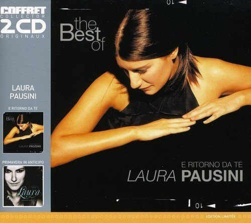 Primavera in Anticipo/The Best of by Laura Pausini (2010-05-04)