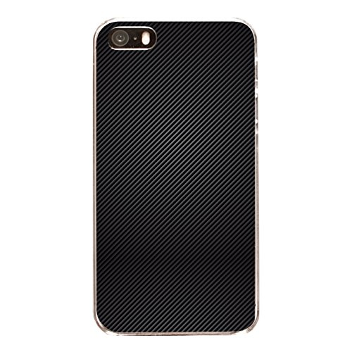 """Disagu Design Case Coque pour Apple iPhone 5 Housse etui coque pochette """"Carbon Look No.3"""""""