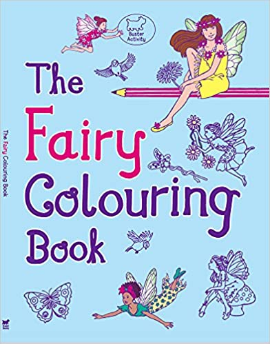 Ebooks The Fairy Colouring Book Descargar Epub