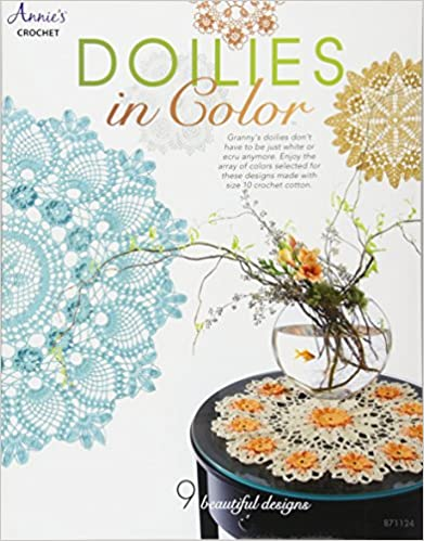 Doilies in Color/™