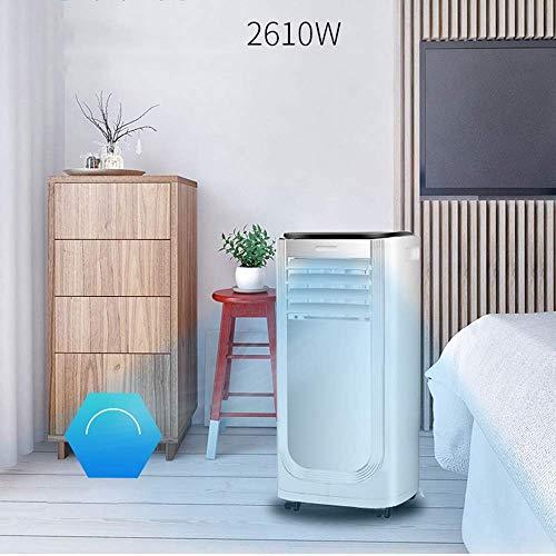 Gelaiken Desktop Fan Home Fan Fan Mobile Air Conditioner Single Cold Air Conditioner Air Conditioner 1P Table Desk Fan for Home and Travel by Gelaiken (Image #1)