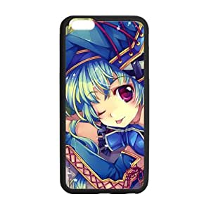 STYLE-UM@ Rubber iphone 6 6s plus (5.5 inch) Snap On Case with Hatsune Miku Design