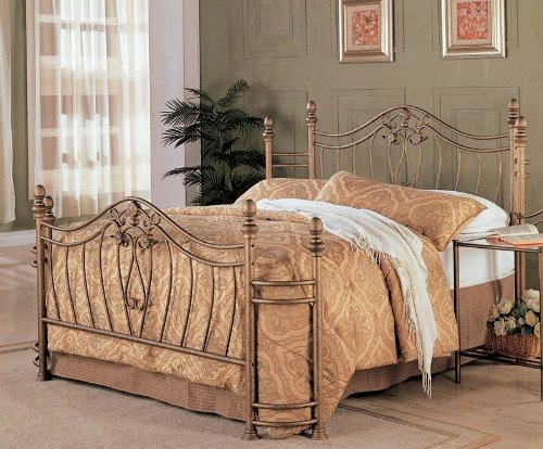 Brass Queen Headboard - 6