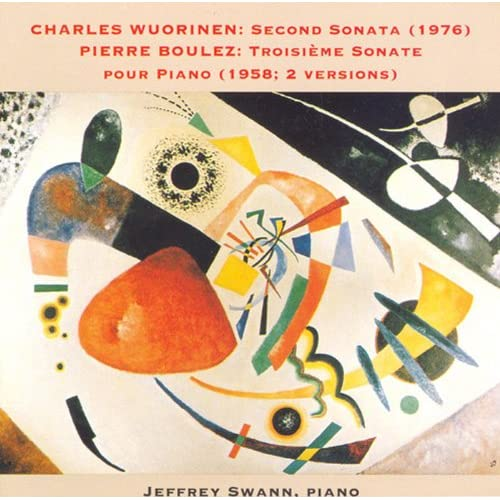 wuorinen - Charles Wuorinen (1938) 51eXbrXUppL._SS500