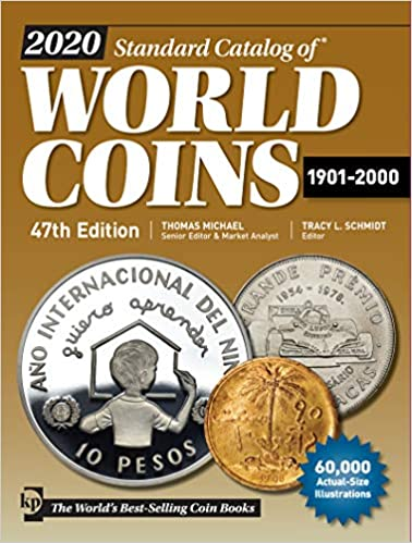 Best Coins To Invest In 2020.Buy 2020 Standard Catalog Of World Coins 1901 2000 Book