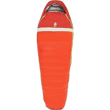 Sierra Designs Zissou - Saco de dormir (20 grados) - Sierra Designs, Regular, Un solo color: Amazon.es: Deportes y aire libre