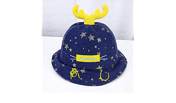 geiqianjiumai Sombrero de Pescador para niños bebé niño Moda Marea ...