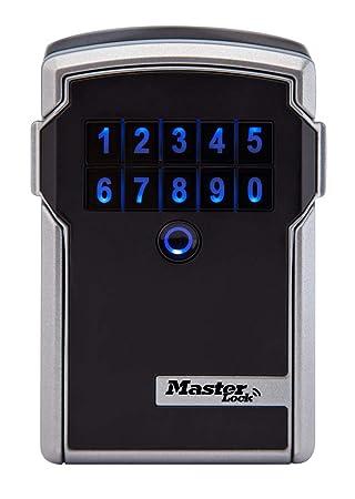 MASTER LOCK Caja fuerte para Llaves [BLUETOOTH] [Montaje mural] - 5441EURD - Caja de seguridad: Amazon.es: Bricolaje y herramientas