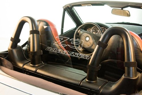 DEFLECTAIR(TM) - Wind Deflector for BMW Z3 Convertible - Clear w/ Z3 ROADSTER Engraving (Best Year For Bmw Z3)