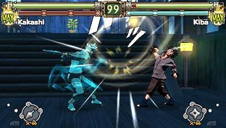 Naruto Ultimate Ninja Heroes 2 [Importación Inglesa]: Amazon ...
