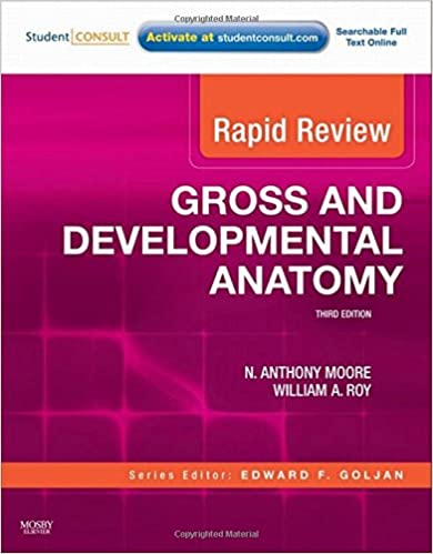 Rapid Review Gross and Developmental Anatomy: With STUDENT CONSULT ...