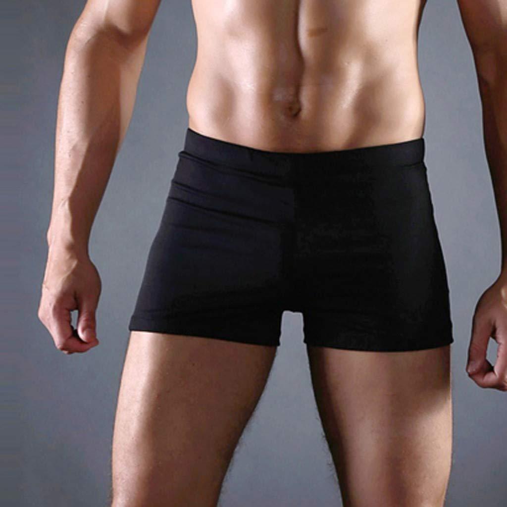 Boxer Briefs for Men Leisure Fashion Pants Size Beach Creative Octopus Swimming Trunks Bikini Swimsuit
