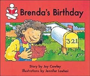 Paperback Brenda's Birthday Book