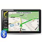 Best Bluetooth Gps - junsun Car GPS 7-Inch Bluetooth Navigation 8GB 256MB Review