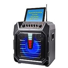 Spectrum AIL 899 Extreme Party Mixer, Black