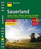 ADAC Wanderführer Sauerland plus Gratis Tour App: Menden Sundern Willingen Winterberg Drolshagen Möhnesee