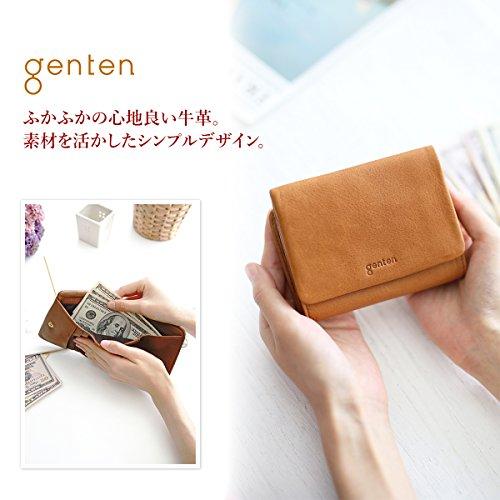 33a46740b3a4 ゲンテン] genten Gソフト 二つ折り財布 GE-40705 | Weshop Vietnam