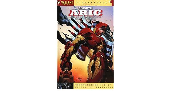 DIVINITY II #1b of 4 VALIANT Comics ~ VF//NM Comic Book