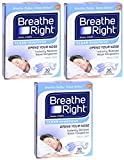 Breathe Right Nasal Strips - Clear - For