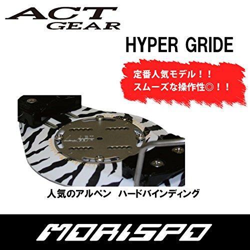 ACTGEAR アクトギア HYPER GLIDE ハイパーグライド 16-17 B079TPWCTZ  DEZ CAMO S/M
