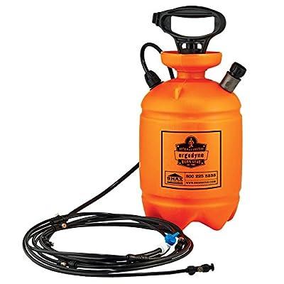 Ergodyne SHAX 6095 Misting System, 2 gallon, Orange