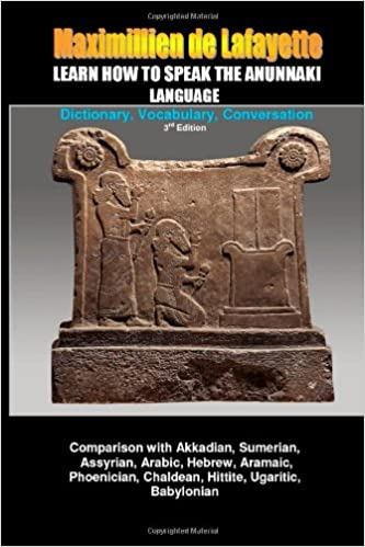 Learn How To Speak The Anunnaki Language: Dictionary, Vocabulary