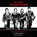 The Three Musketeers Audiobook by Alexandre Dumas Narrated by Tristam Summers