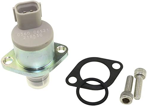 Combustible BOMBA SUCCIÓN Regulador De La Válvula De Solenoide Para Opel para Opel Zafira 1.7 CDTI