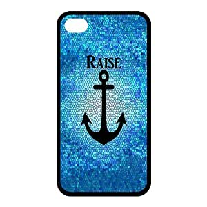 Custom Anchor Back Cover Case for iphone 4,4S JN4S-665