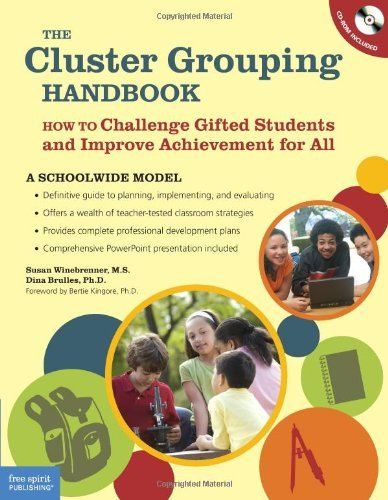 By Susan Winebrenner The Cluster Grouping Handbook: A Schoolwide Model: How to Challenge Gifted Students and Improve Achi (Book with Digital Content)