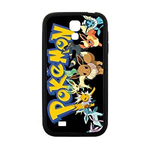 Anime cartoon Pokemon durable Cell Phone Case for Samsung Galaxy S4