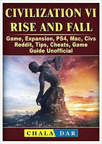 Civilization VI Rise and Fall Game, Expansion, Ps4, Mac