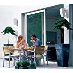 Bose 251 Environmental Outdoor Speakers (Black) (24643) 13 Take these speakers with you anywhere you want to have great sound quality Set them up by the pool, or on the workbench, or anywhere an extra-durable speaker is needed A water-resistant composite casing makes these tough enough to handle blistering heat or deadly cold
