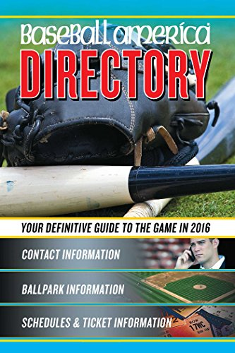 Baseball America Directory: Who's Who in Baseball, and Where to Find Them ()