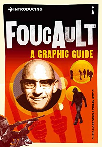 Pdf Comics Introducing Foucault: A Graphic Guide (Introducing...)