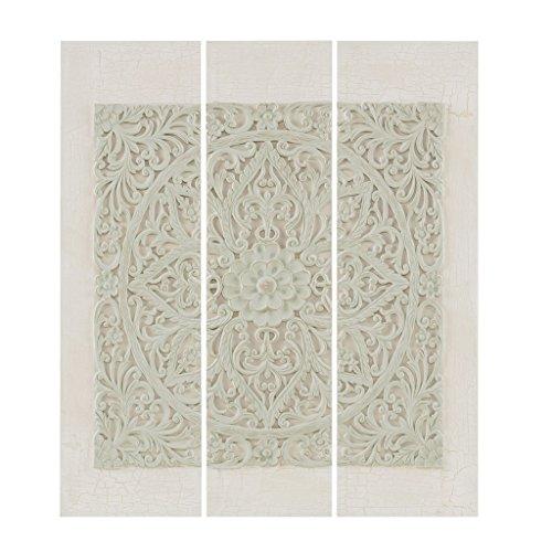 Wood Grey Canvas Wall Art 9.25