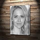 Seasons JOHANNA BRADDY - Canvas Print (A4 - Signed by the Artist) #js001